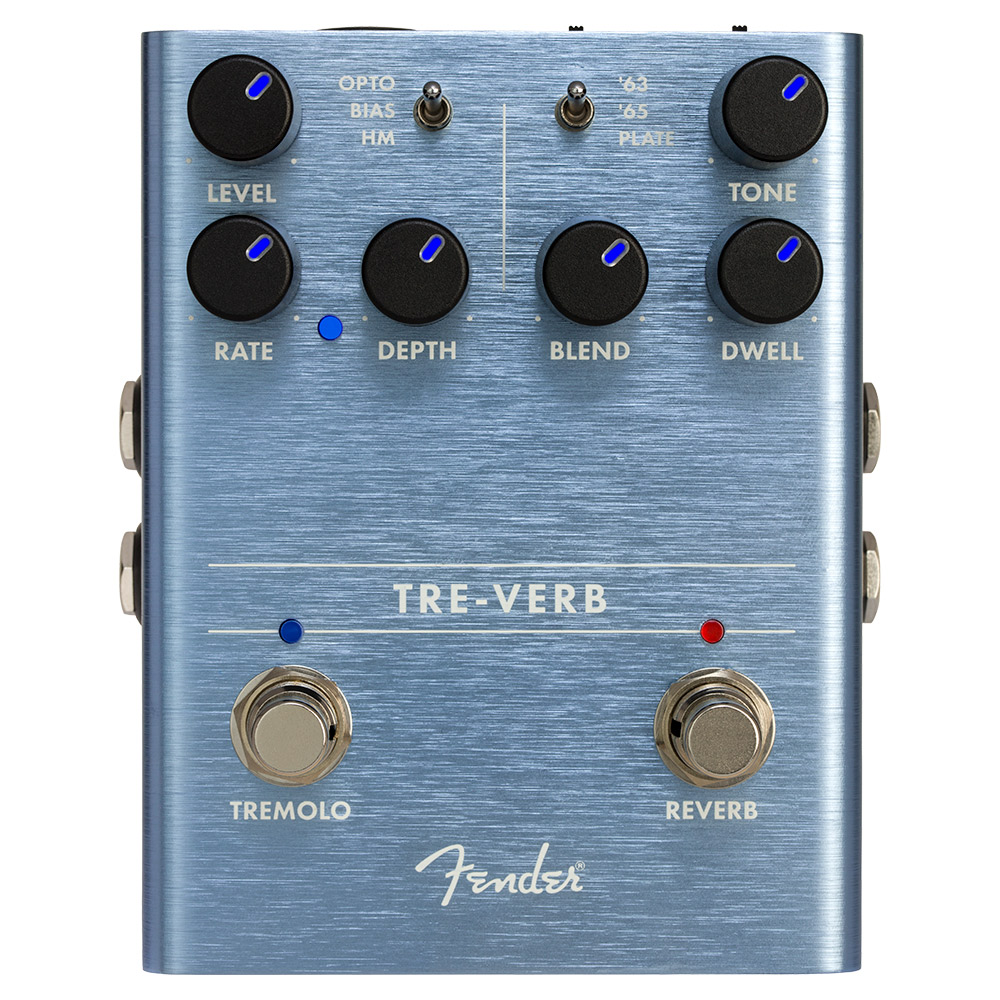 Fender Tre-Verb Digital Reverb/Tremolo エフェクター 【フェンダー】