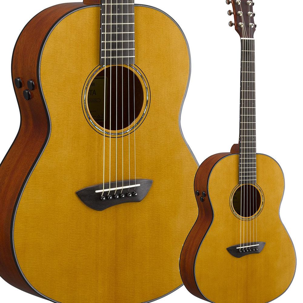 YAMAHA CSF-TA Vintage Natural トランスアコースティックギター CSFタイプ エレアコ 【ヤマハ CSFTA】