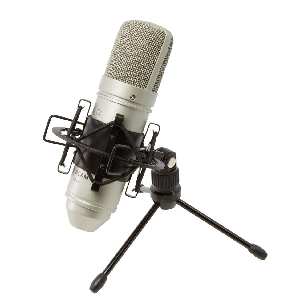 TASCAM TM-80 コンデンサーマイク TM80 タスカム NEW売り切れる前に☆ アウトレット☆送料無料