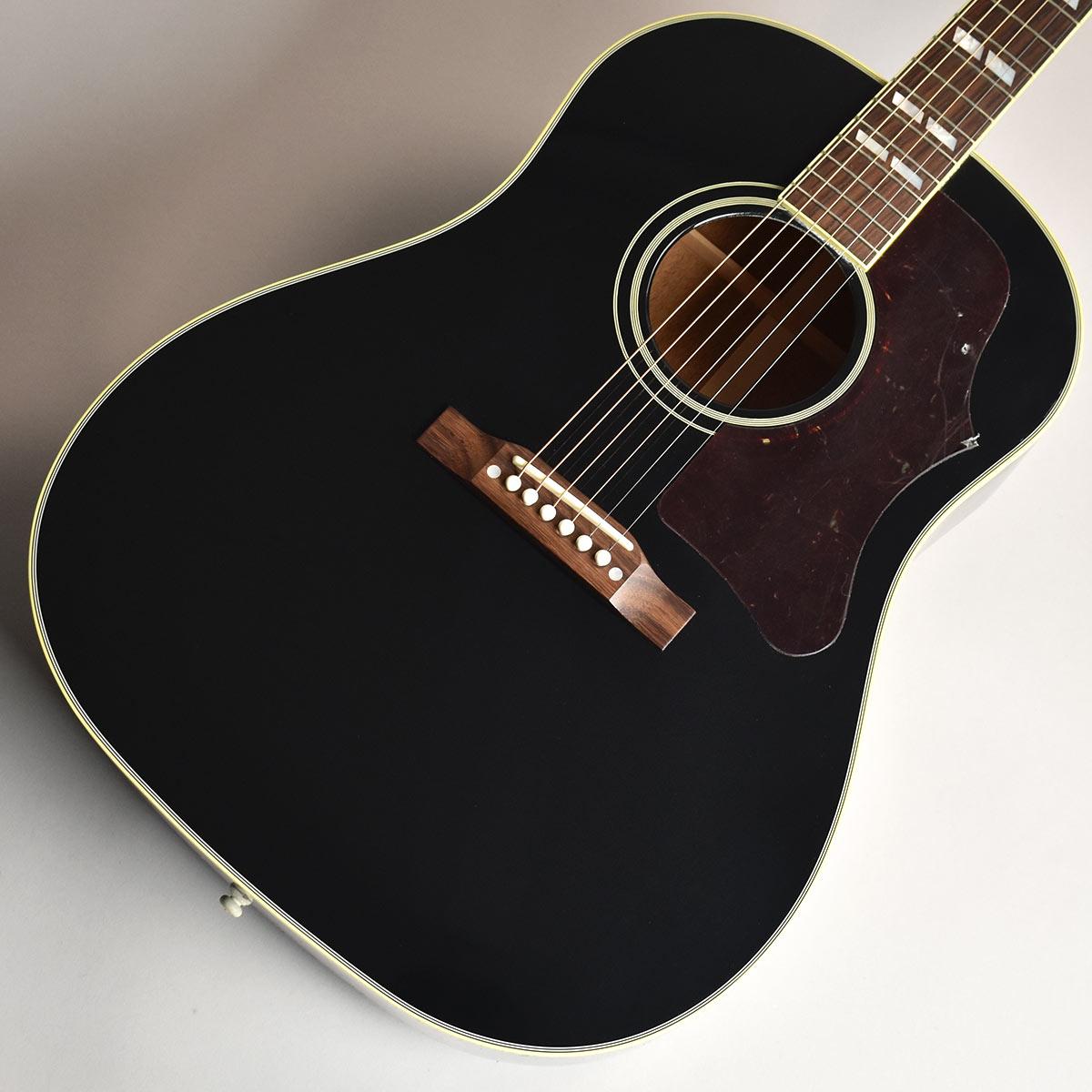 Gibson Southern Jumbo Ebony S/N:10577027 【数量限定 ギグバッグ付属】 【ギブソン】【未展示品】【アウトレット】