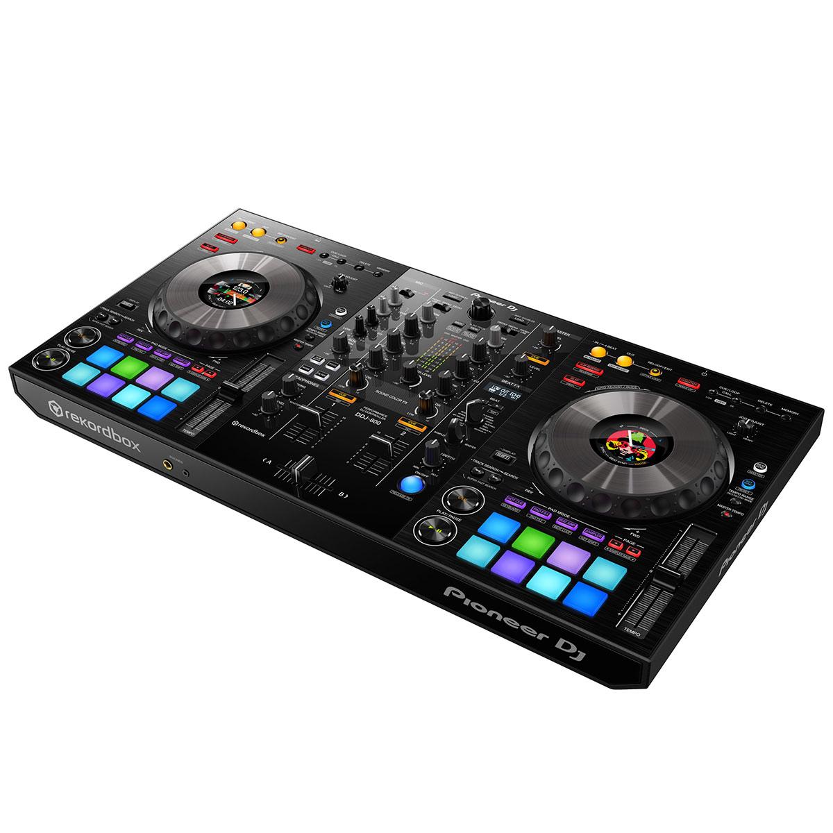 [数量限定 DDJ-800 DJバッグプレゼント!]Pioneer DJ DDJ-800 DJコントローラー DJ【パイオニア [数量限定】, ヨイチチョウ:7549c501 --- karatewkc.ru