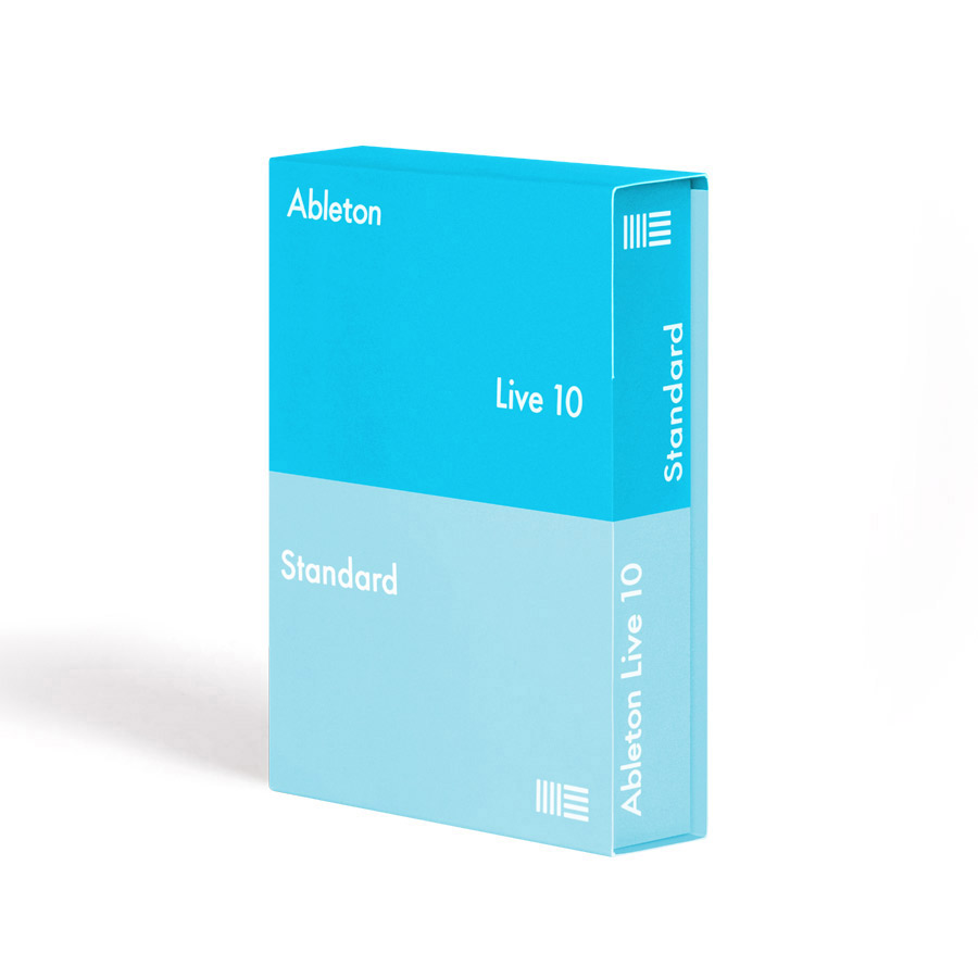 [Black Friday 2019/12/02迄] Ableton Live10 Standard 通常版 【メール納品 代引き不可】 【エイブルトン】