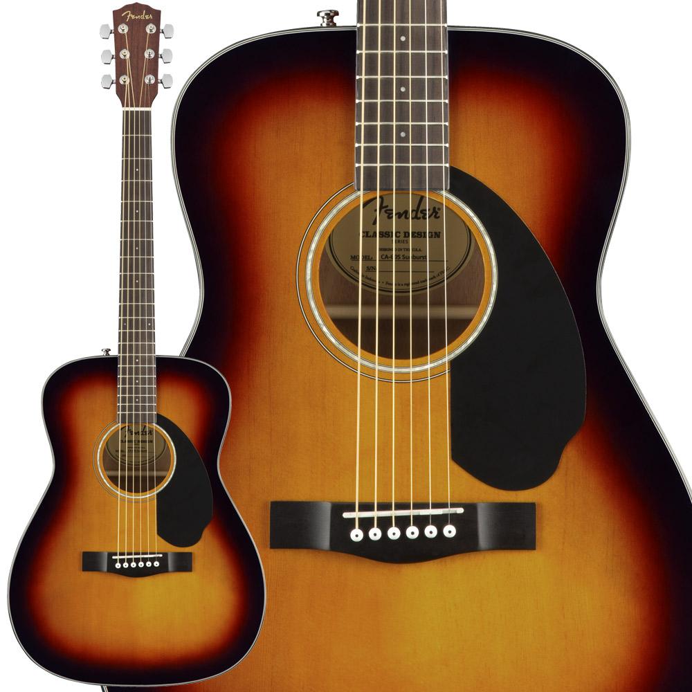 Fender CC-60S Concert 3-Color Sunburst 【フェンダー】