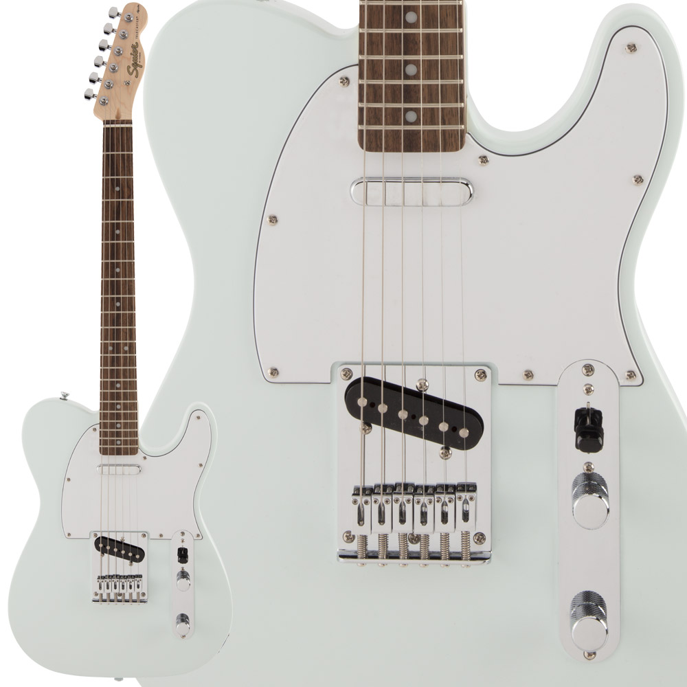 Squier by Fender FSR Affinity Series Telecaster Laurel Fingerboard Sonic Blue エレキギター テレキャスター 【スクワイヤー / スクワイア】【数量限定品】