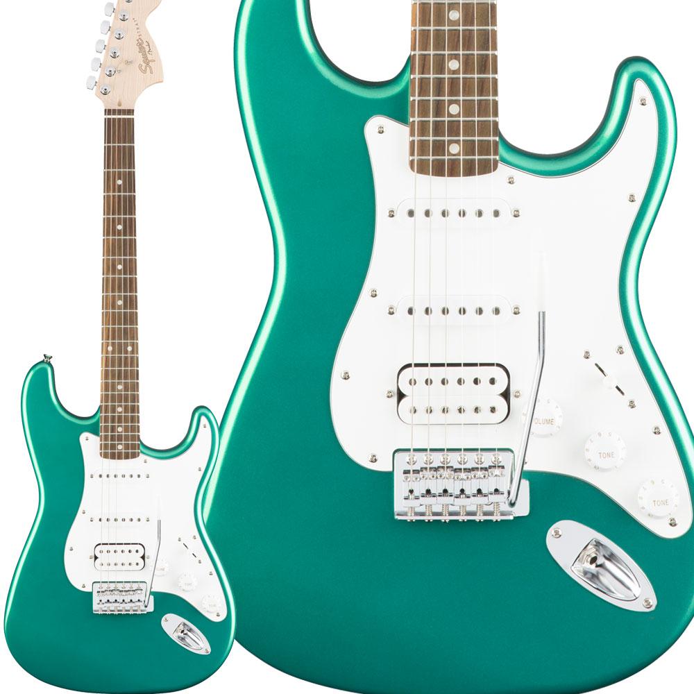 Squier by Fender Affinity Series Stratocaster HSS HSS Laurel Series Laurel Fingerboard Race Green エレキギター ストラトキャスター【スクワイヤー/ スクワイア】, 伊勢志摩の真珠専門店 IsowaPearl:8d3b939b --- sunward.msk.ru