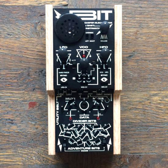 Bastl Bastl Instruments Instruments BITRANGER BITRANGER アナログシンセサイザー【バストルインストゥルメンツ】, わざっか本舗:6a30ae58 --- sunward.msk.ru