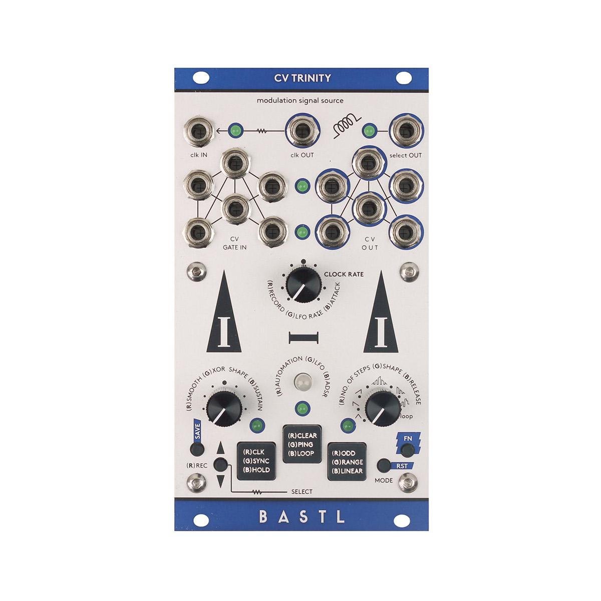 Bastl Instruments CV TRINITY TRINITY (Aluminium) 6ch×3モードCVプロセッサー【バストルインストゥルメンツ CV モジュラーシンセ (Aluminium)】, 常設!赤ちゃんフェア:2a236034 --- sunward.msk.ru