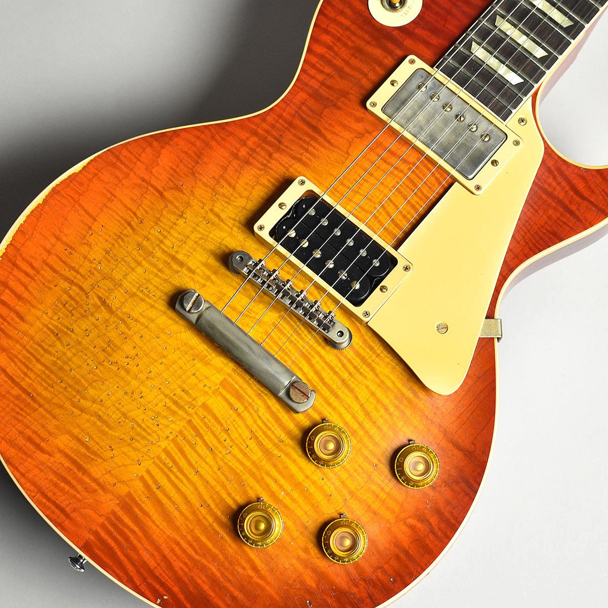 Gibson Custom S/N:91262【ギブソン Shop 1959 Les Paul Standard BOTB Aged First Standard Tom Murphy Painted & Aged S/N:91262【ギブソン カスタムショップ】【現地選定品】【未展示品】, ドラゴンスター:9a204420 --- sunward.msk.ru