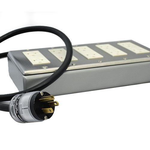 PRO CABLE BTAP10-100 電源タップ 超越重鉄タップ 10個口 1m 【プロケーブル】
