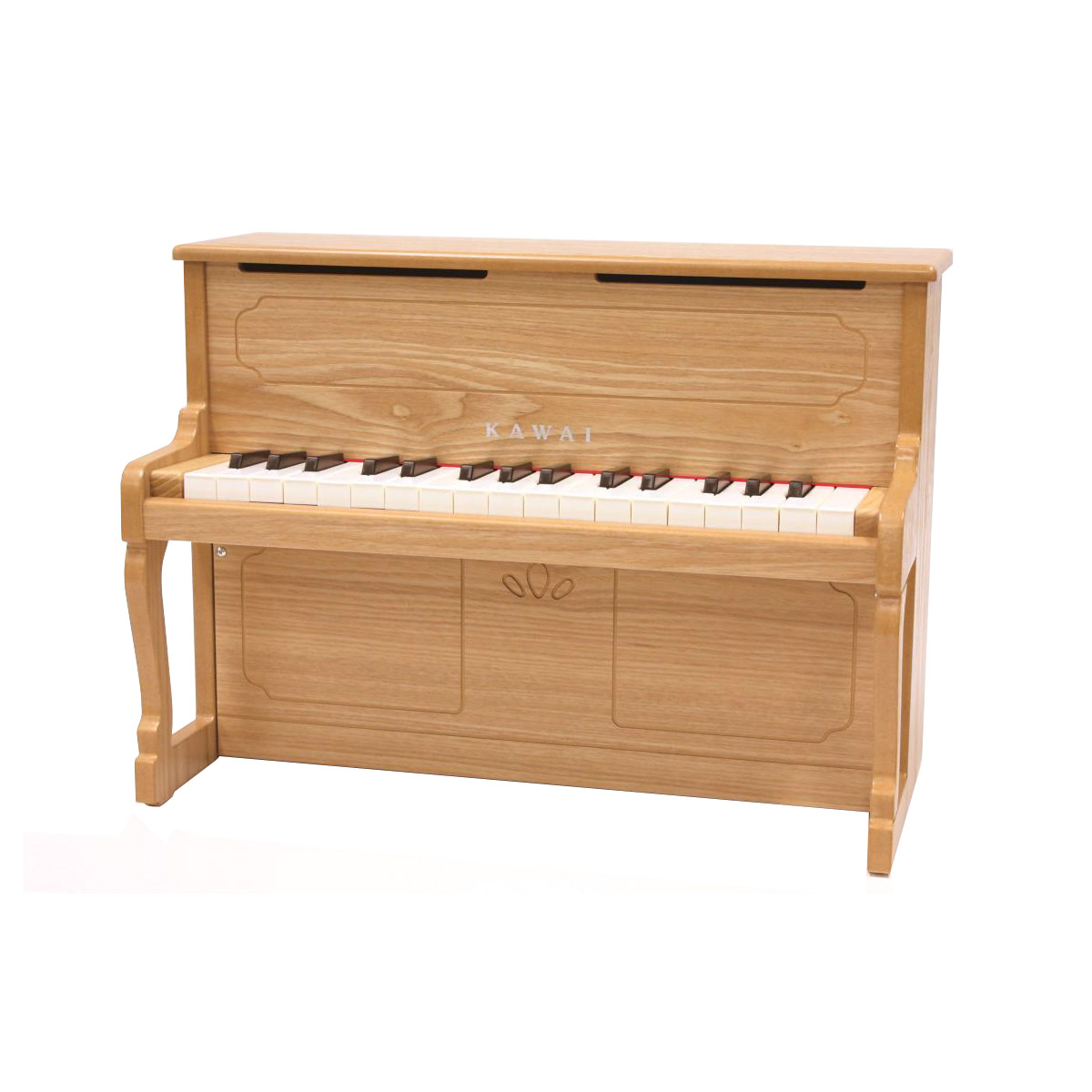 KAWAI 1154 ナチュラル ミニピアノアップライトピアノ おもちゃ 【カワイ ミニピアノ】