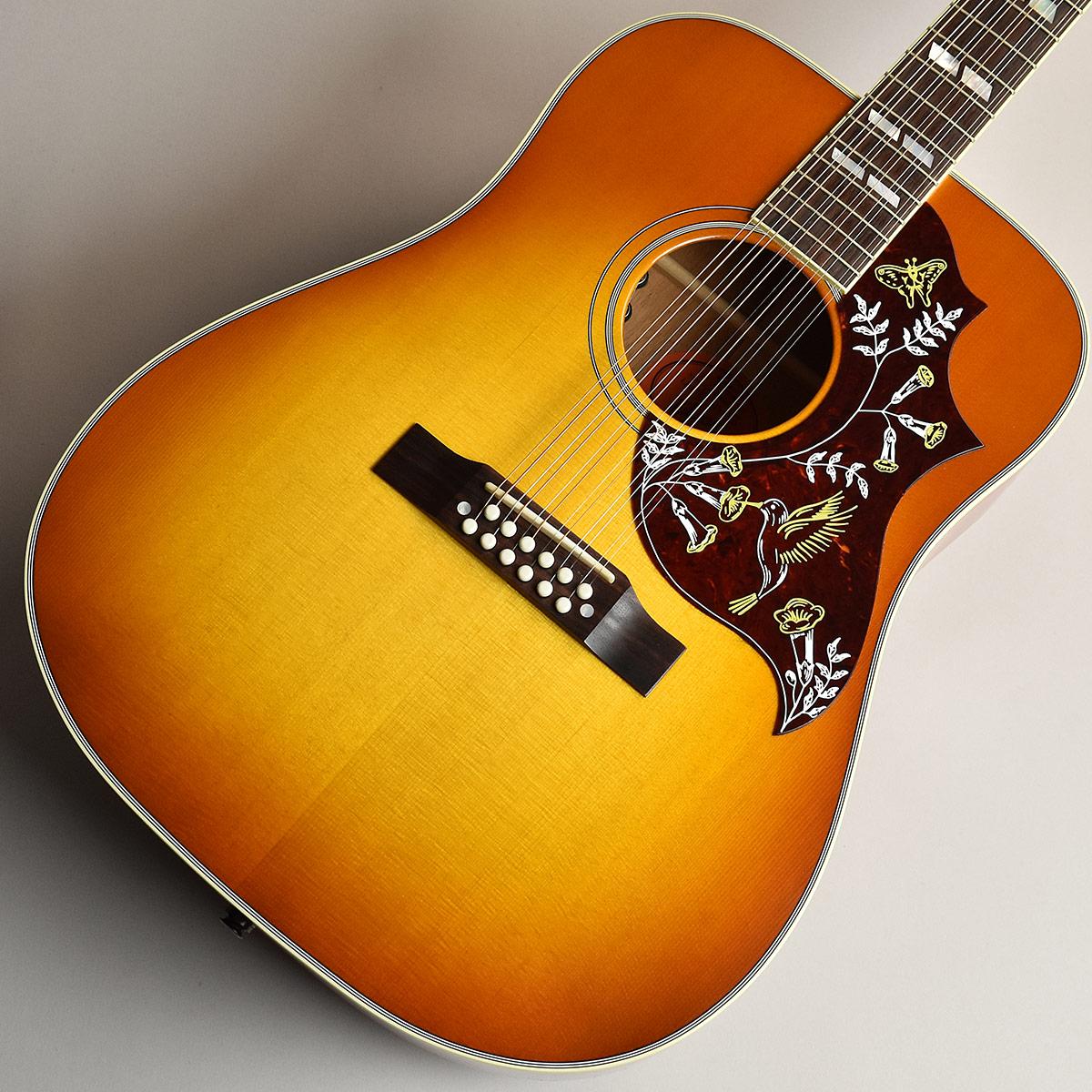 Gibson Hummingbird 12String 2017 Limited Heritage Cherry Sunburst S/N:107065 【ギブソン ハミングバード 12弦】【未展示品】