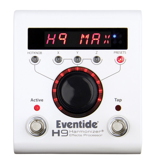 Eventide Eventide H9 H9 MAX MAX マルチエフェクター【イーブンタイド】【正規輸入品】, イググン:21227baa --- ww.thecollagist.com