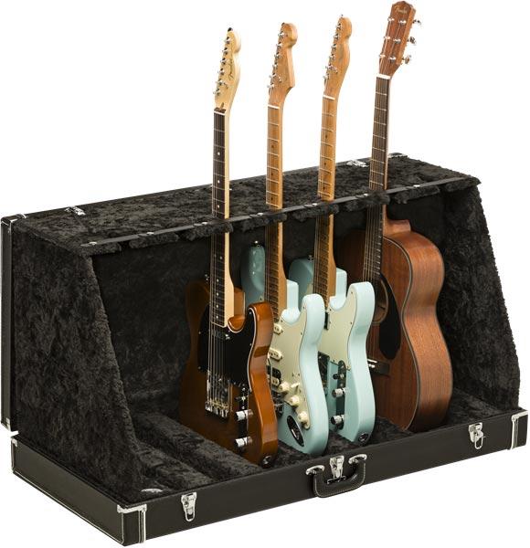 Fender Classic Series Case Stand Black 7 Guitar ギタースタンド ディスプレイ 7本用 【フェンダー CLASSIC SERIES CASE STAND-7 GUITAR】