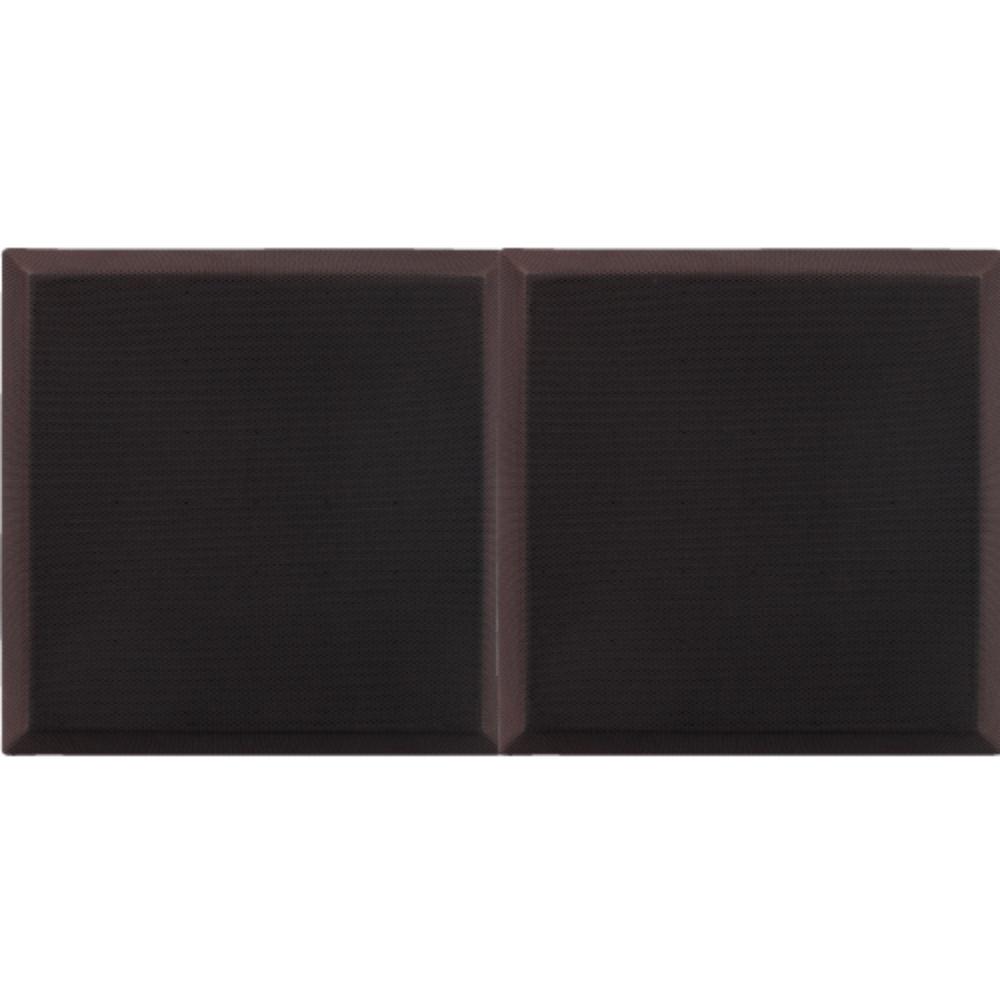 DAIKEN オトピタ02N ブラック 2枚入り 音響用インテリア壁材 吸音 遮音 【ダイケン 大建工業 WB0323-11】