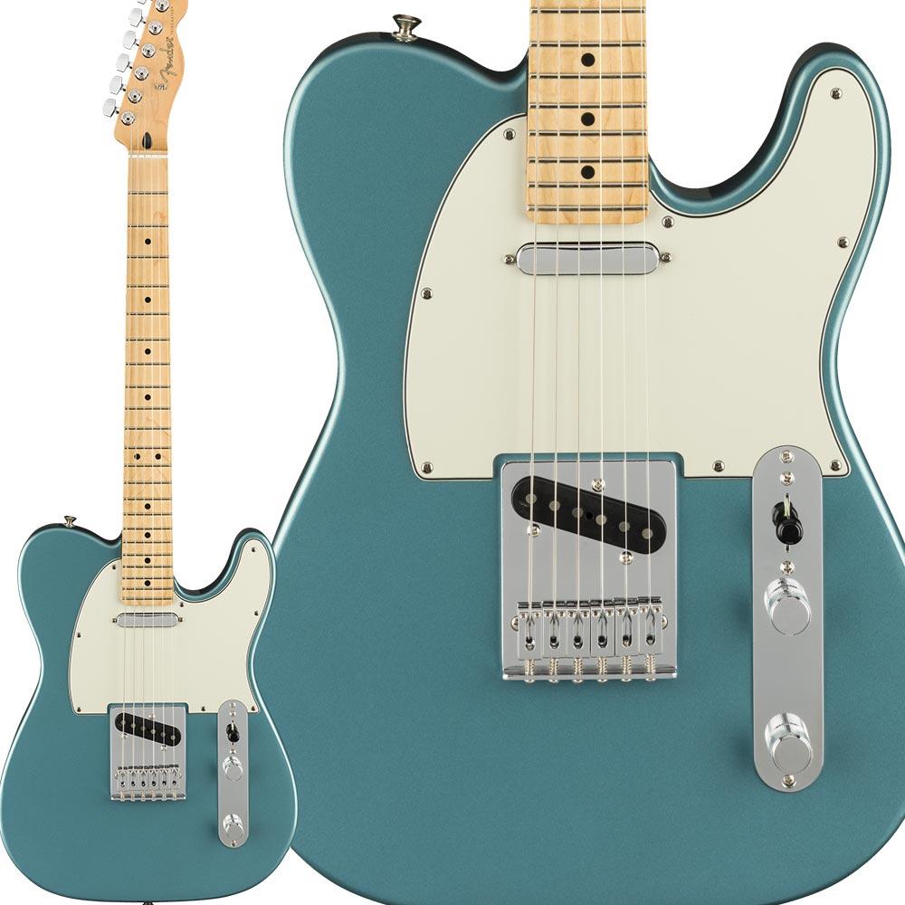 Fender Player Telecaster, Maple Fingerboard, Tidepool テレキャスター 【フェンダー】