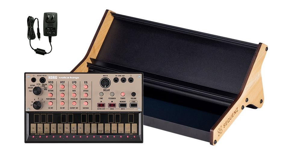 KORG volca keys set volcaセット [ volca keys + 専用ラックスタンド + ACアダプター] 【コルグ】