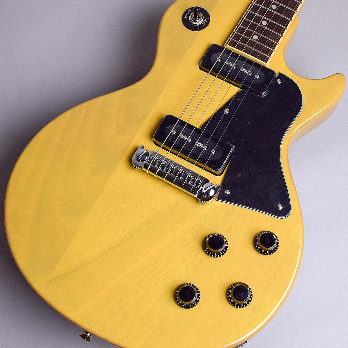 Burny SRLS TVY エレキギター レスポールスペシャルタイプ TV Yellow 【バーニー】【新品特価】