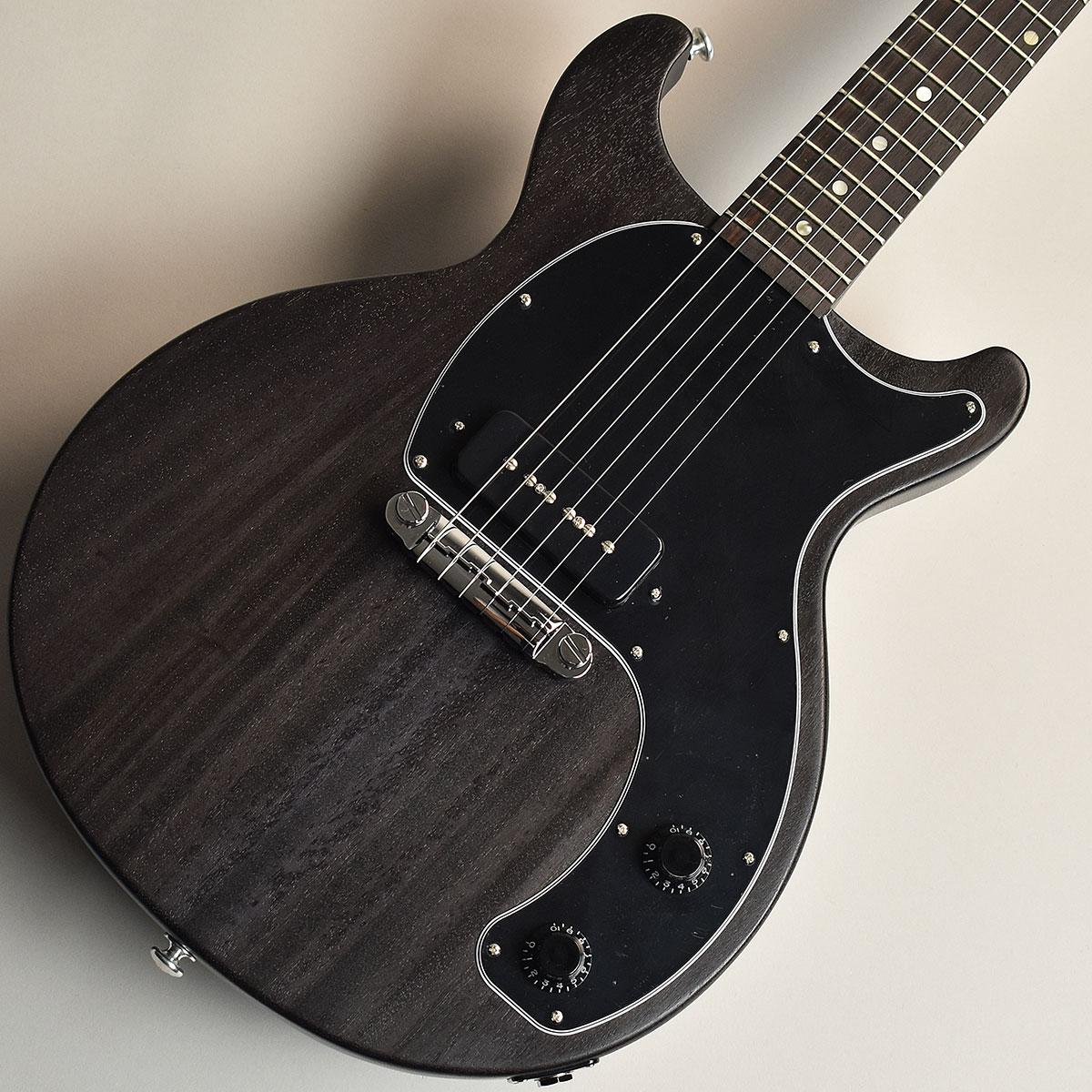 Gibson Les Paul Junior Tribute Double Cut Worn Ebony S/N:105390069 【ギブソン レスポールジュニア】【未展示品】