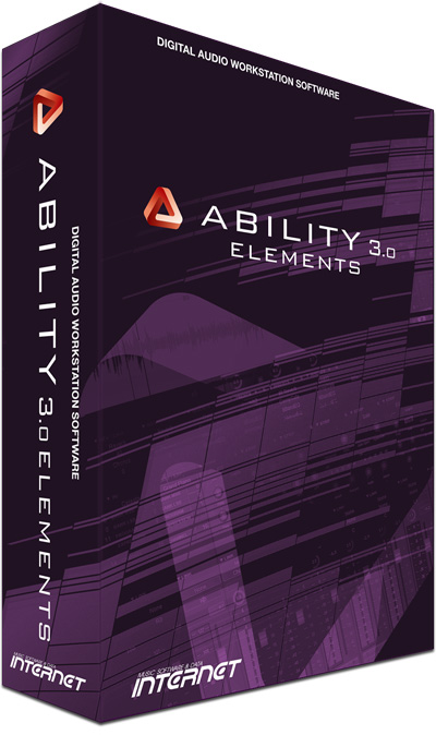 INTERNET ABILITY3.0 Elements 【インターネット AYE03W】