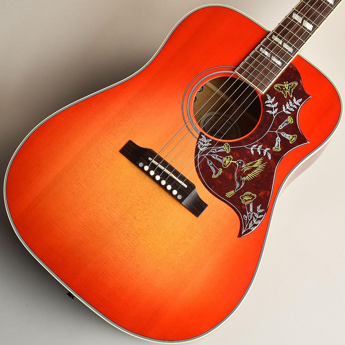 Gibson Hummingbird 2019 Vintage Cherry Sunburst S/N:10849033 エレアコ 【ギブソン ハミングバード】【未展示品】