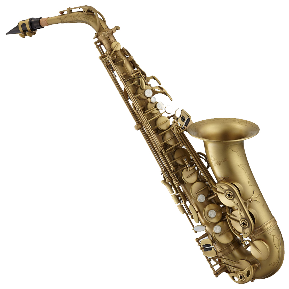 Antigua POWER BELL CB アルトサックス パワーベルシリーズ Classic brass finish クラシックブラスフィニッシュ 【アンティグア】