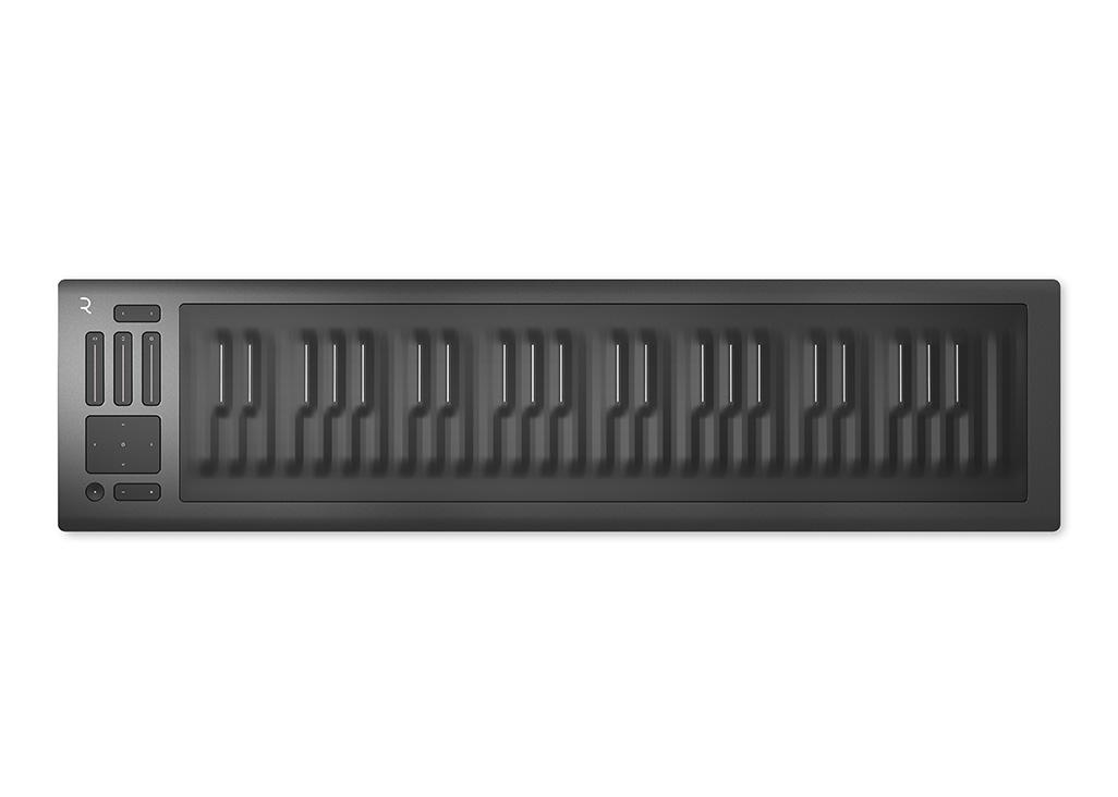 ROLI Seaboard RISE 49 MIDIコントローラー 【ローリー】