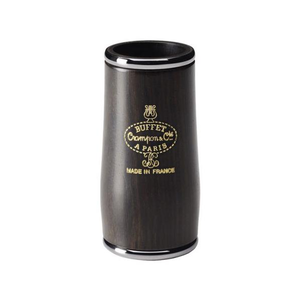 Buffet Crampon ICON 65mm ブラックニッケルめっき B♭/A クラリネット バレル アイコンシリーズ 【ビュッフェ クランポン】