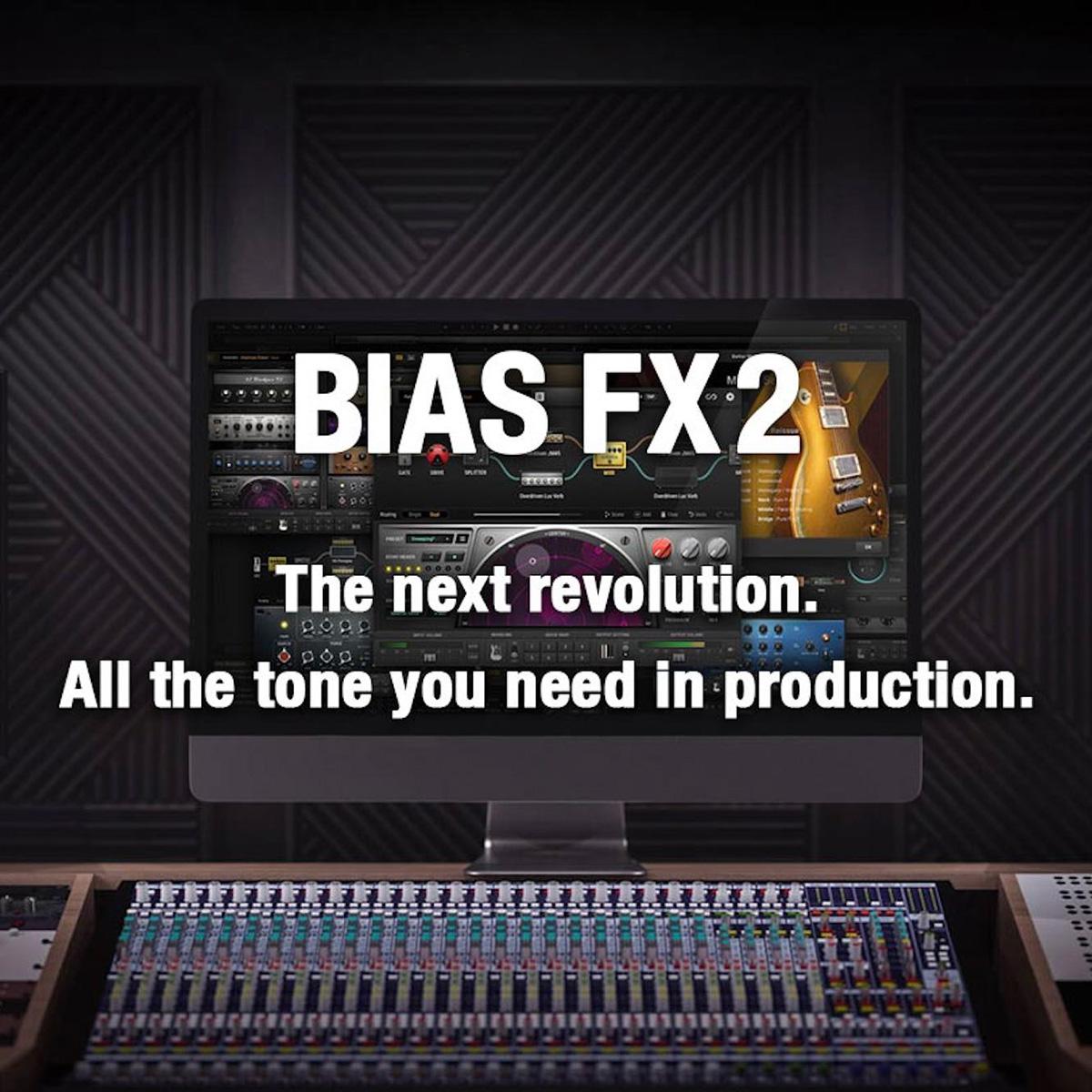 [特価 2019/11/30迄] Positive Grid BIAS FX 2.0 Elite 【ポジティブグリッド】