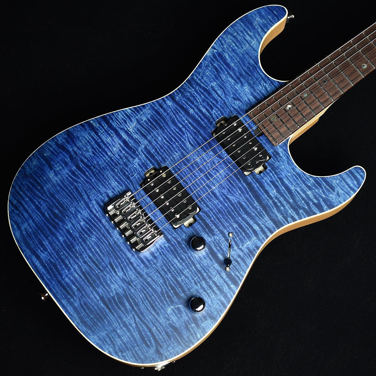 T's Guitars DST-Spider22 Arctic Blue 【ショップオーダー品】 【ティーズギター】【予約受付中:1月中旬以降お届け予定】