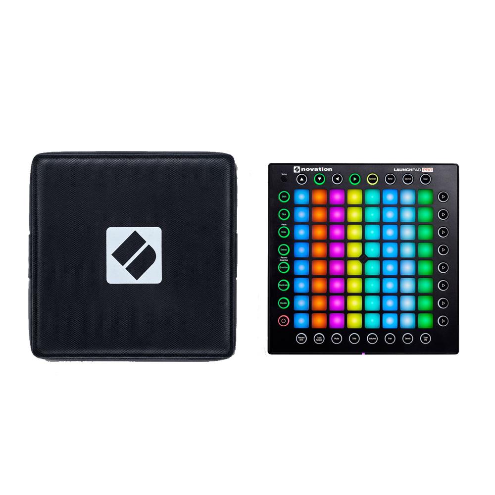 novation LaunchPad Pro 専用セミハードケースセット 【ノベーション】