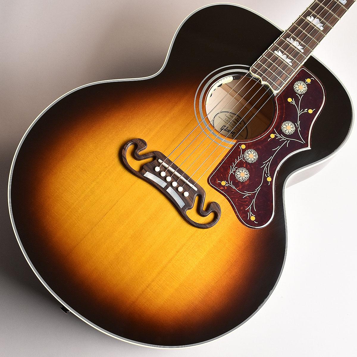 Gibson J-200 Standard 2019 Vintage Sunburst S/N:11789052 エレアコ 【ギブソン J200】【未展示品】