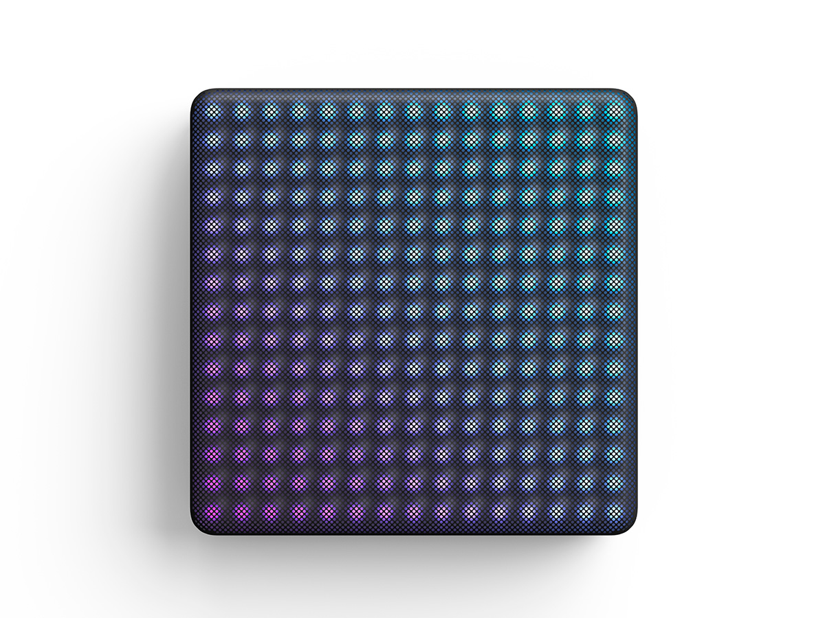ROLI Lightpad M BLOCK [Snapcase Solo付属] MIDIコントローラー 【ローリー】