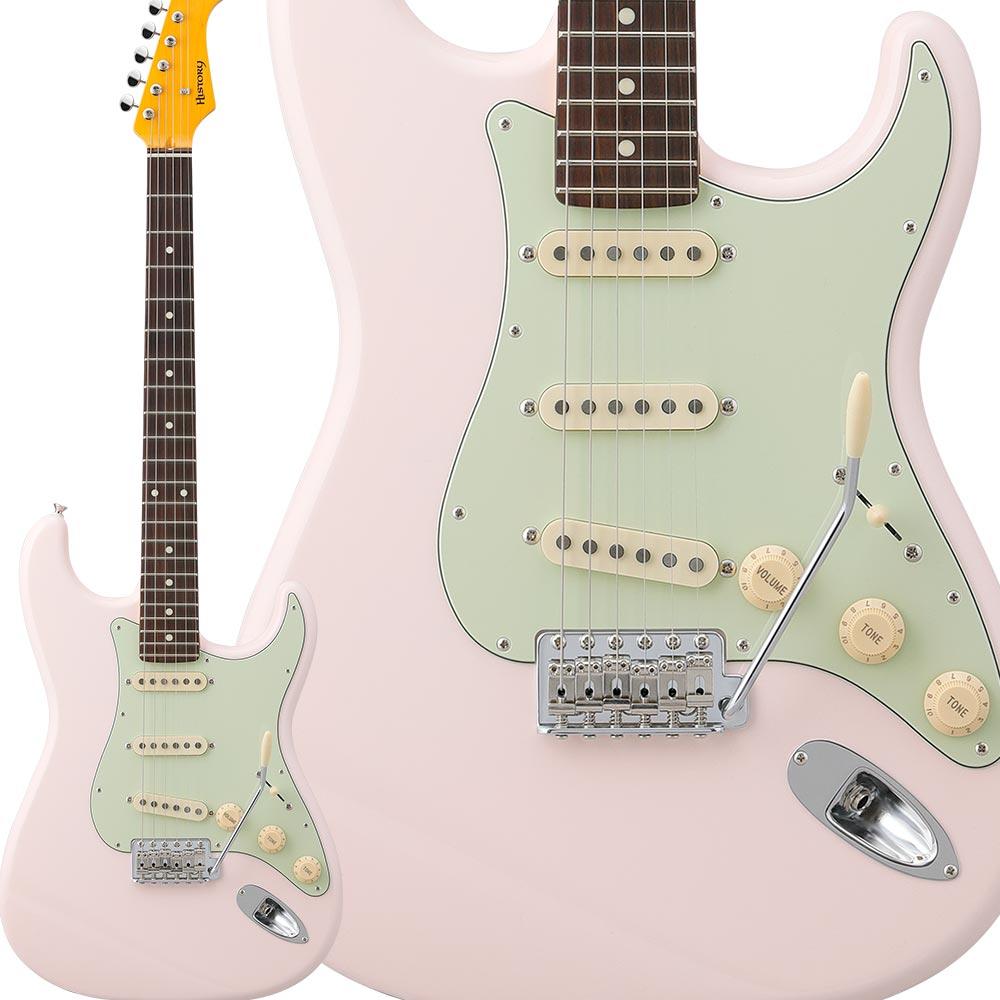 HISTORY CV-SV OSP エレキギター ストラトタイプ 【ヒストリー】