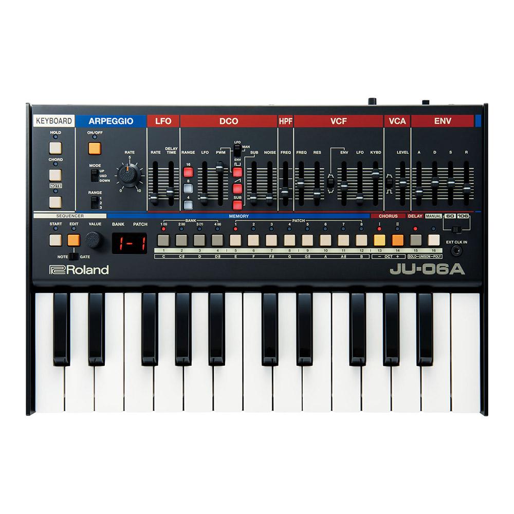 Roland Boutique JU-06A + K-25m 鍵盤ユニットセット 【ローランド】