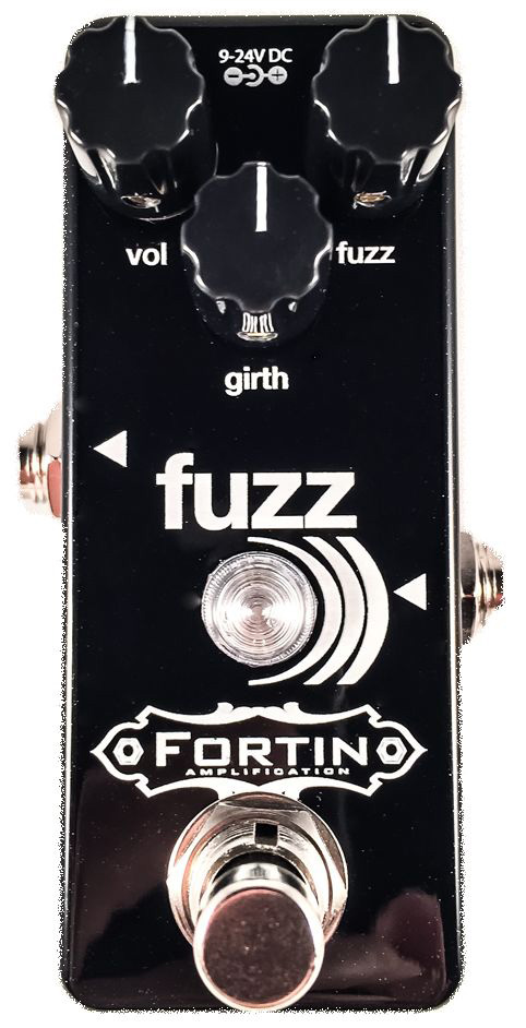 FORTIN AMPLIFICATION FUZZ ))) コンパクトエフェクター/ファズ 【フォーティン】