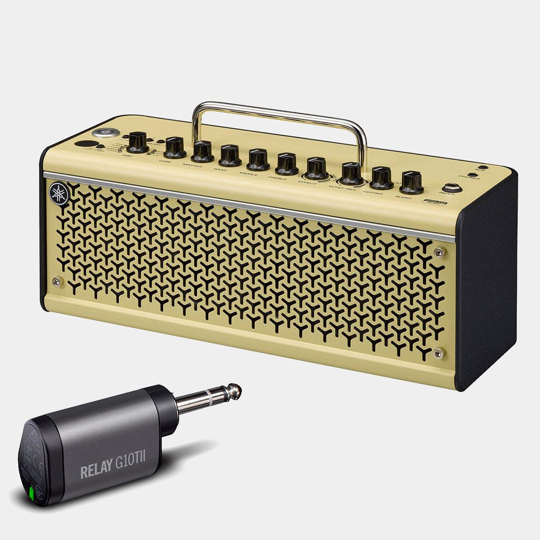 YAMAHA THR10II Wireless + Line 6 Relay G10T ワイヤレストランスミッターセット 【ヤマハ】
