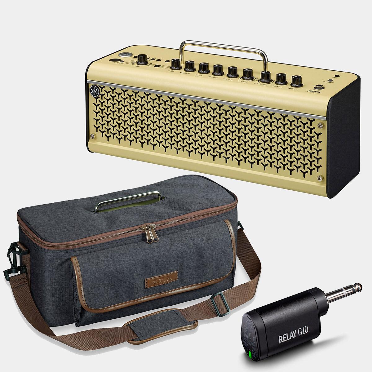 YAMAHA THR30II Wireless + Line 6 Relay G10T キャリングバッグセット 【ヤマハ】