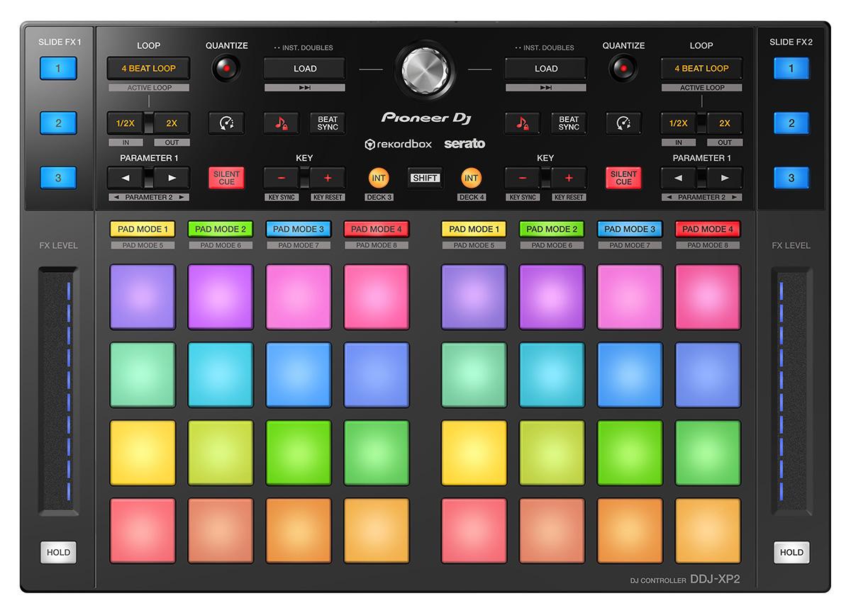 Pioneer DJ DDJ-XP2 rekordbox dj / Serato DJ Pro対応DJコントローラー 【パイオニア】