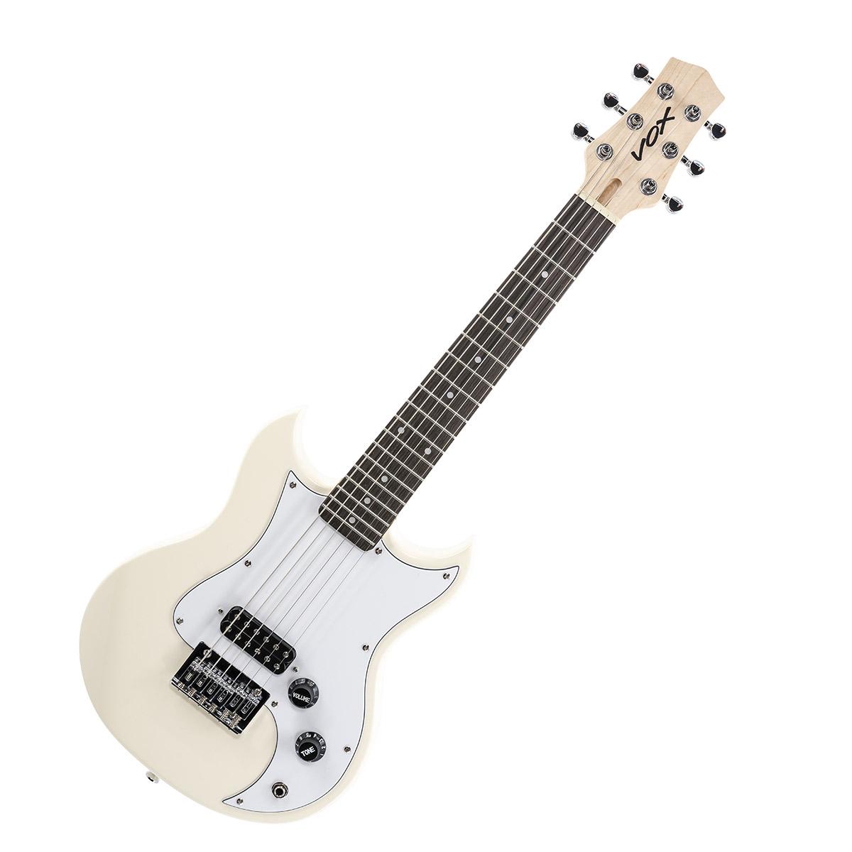 VOX SDC-1 MINI WH ミニエレキギター ホワイト 【ボックス】