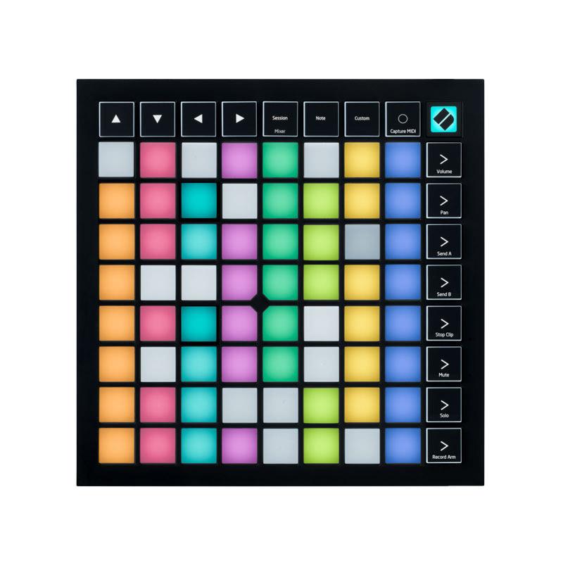 novation LaunchPad X MIDIパッドコントローラー 【ノベーション】【予約受付中:2019年11月下旬発売予定】