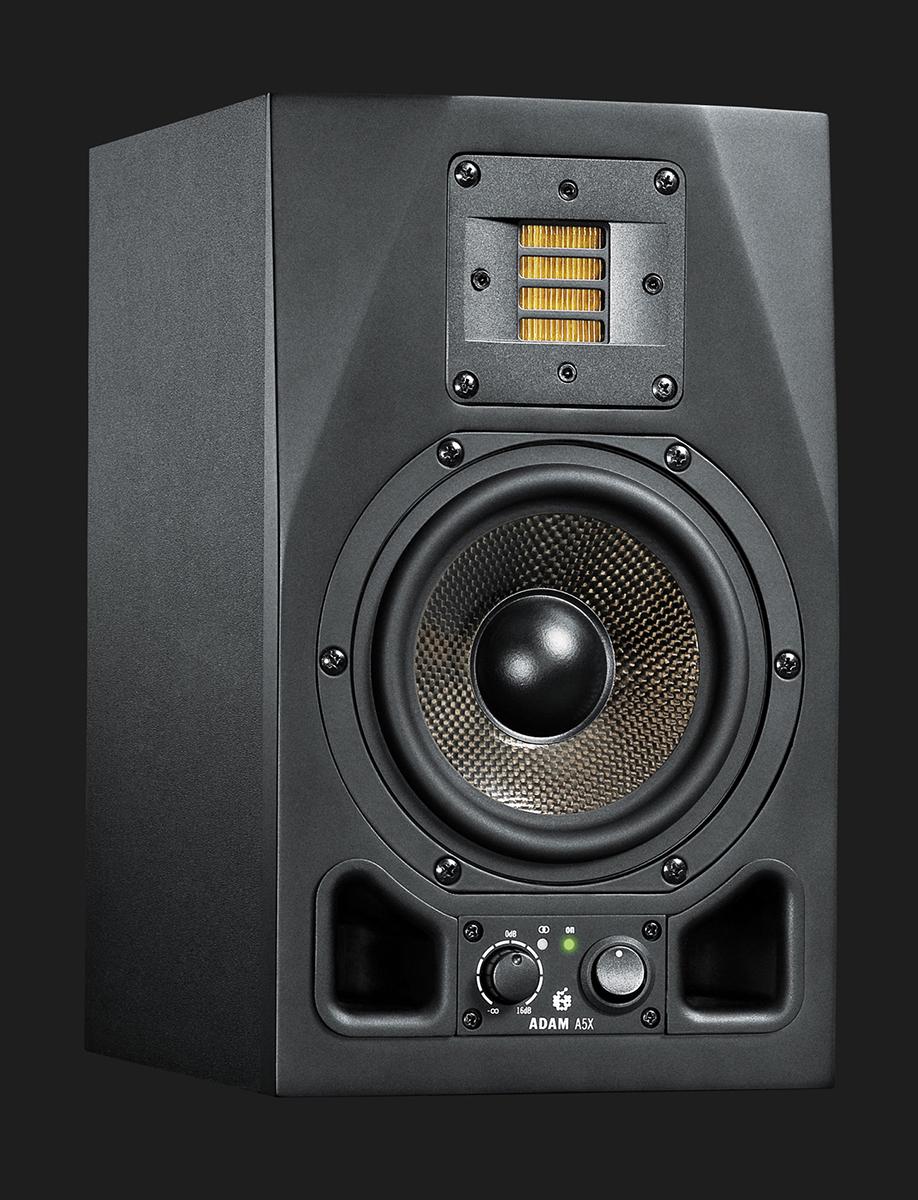 ADAM Audio A5X ニアフィールドモニター 【アダムオーディオ】