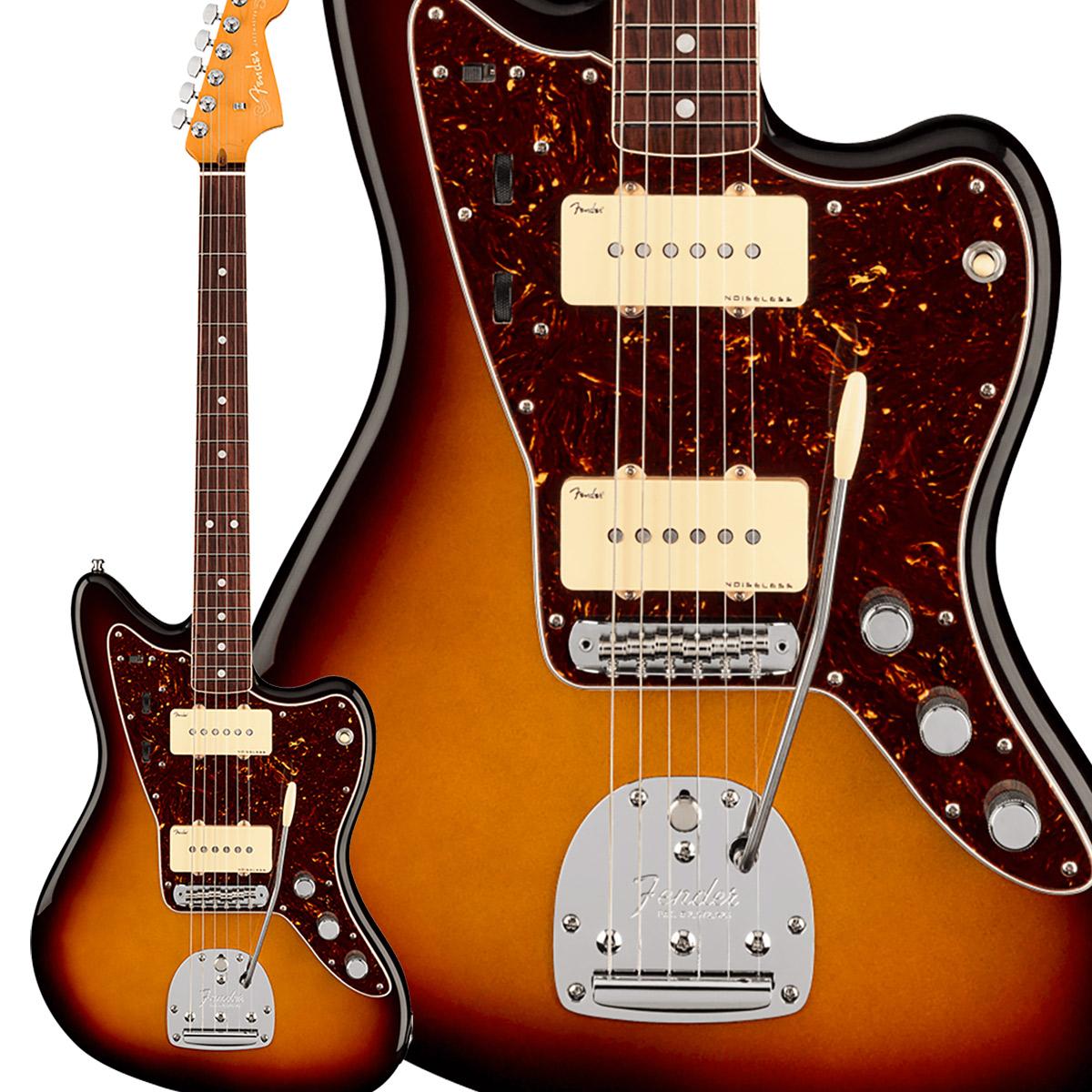 Fender American Ultra Jazzmaster Rosewood Fingerboard Ultraburst ジャズマスター 【フェンダー】
