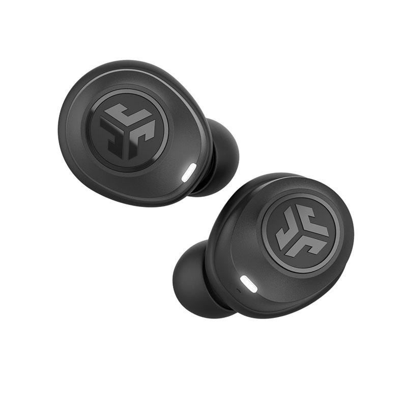 JLAB AUDIO JBuds AirTrue Wireless Earbuds (ブラック) ワイヤレスイヤホン 防塵防滴IP55 【ジェイラブオーディオ】