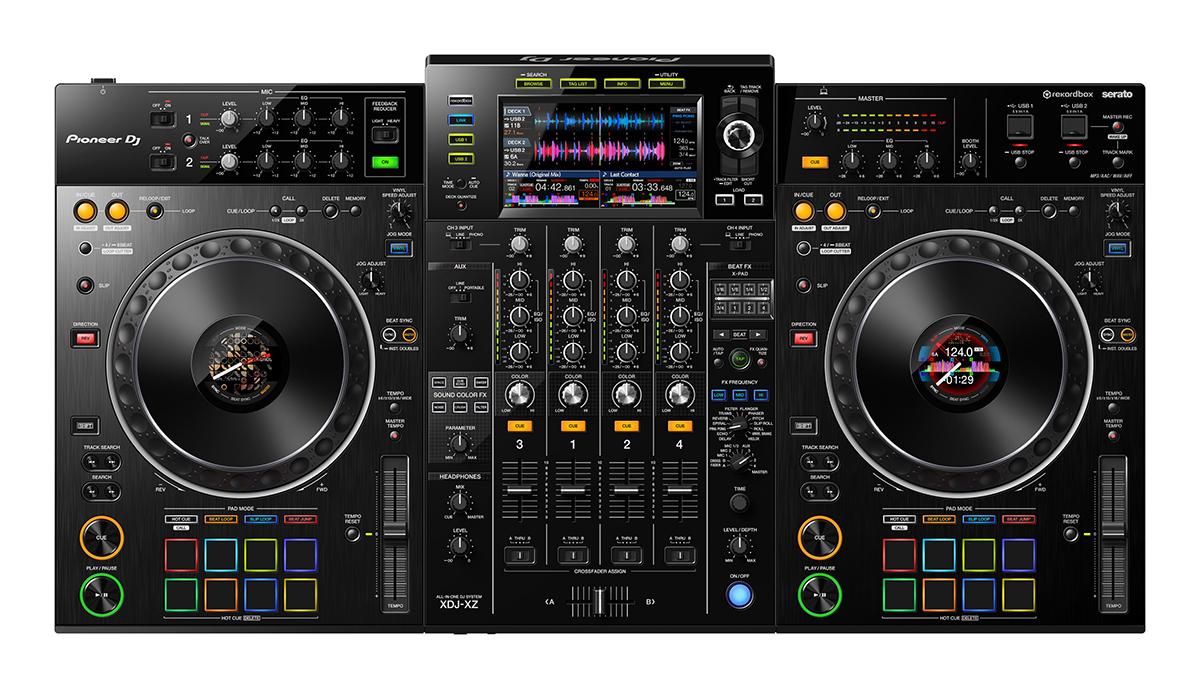 Pioneer DJ XDJ-XZ オールインワン DJシステム 【パイオニア XDJXZ】