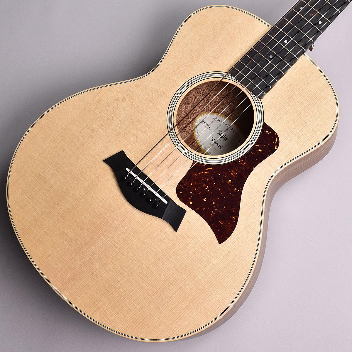 Taylor GS Mini-e Ovangkol Limited S/N:2103259064 ミニアコースティックギター【エレアコ】 【テイラー】【未展示品】