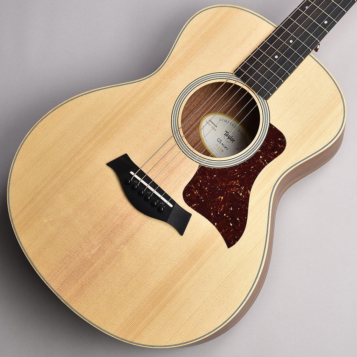 Taylor GS Mini-e Ovangkol Limited S/N:2104039428 ミニアコースティックギター【エレアコ】 【テイラー】【未展示品】