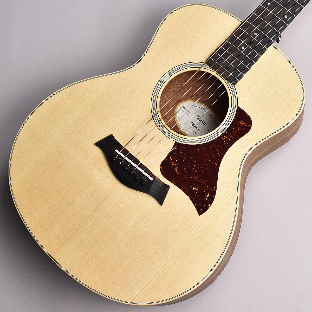Taylor GS Mini-e Ovangkol Limited S/N:2104029489 ミニアコースティックギター【エレアコ】 【テイラー】【未展示品】