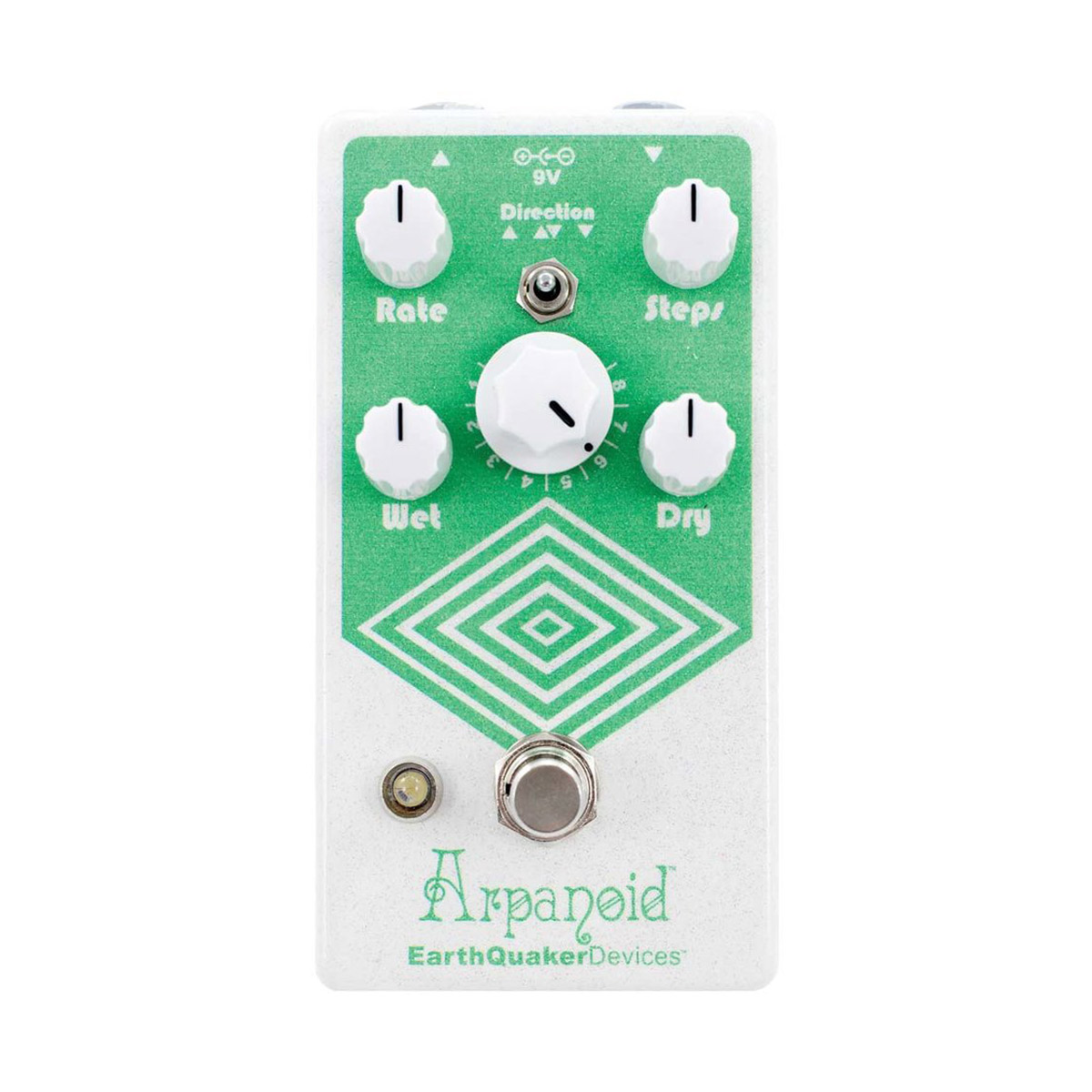 EarthQuaker Devices Arpanoid コンパクトエフェクター アルペジエーター 【アースクエイカーデバイス】