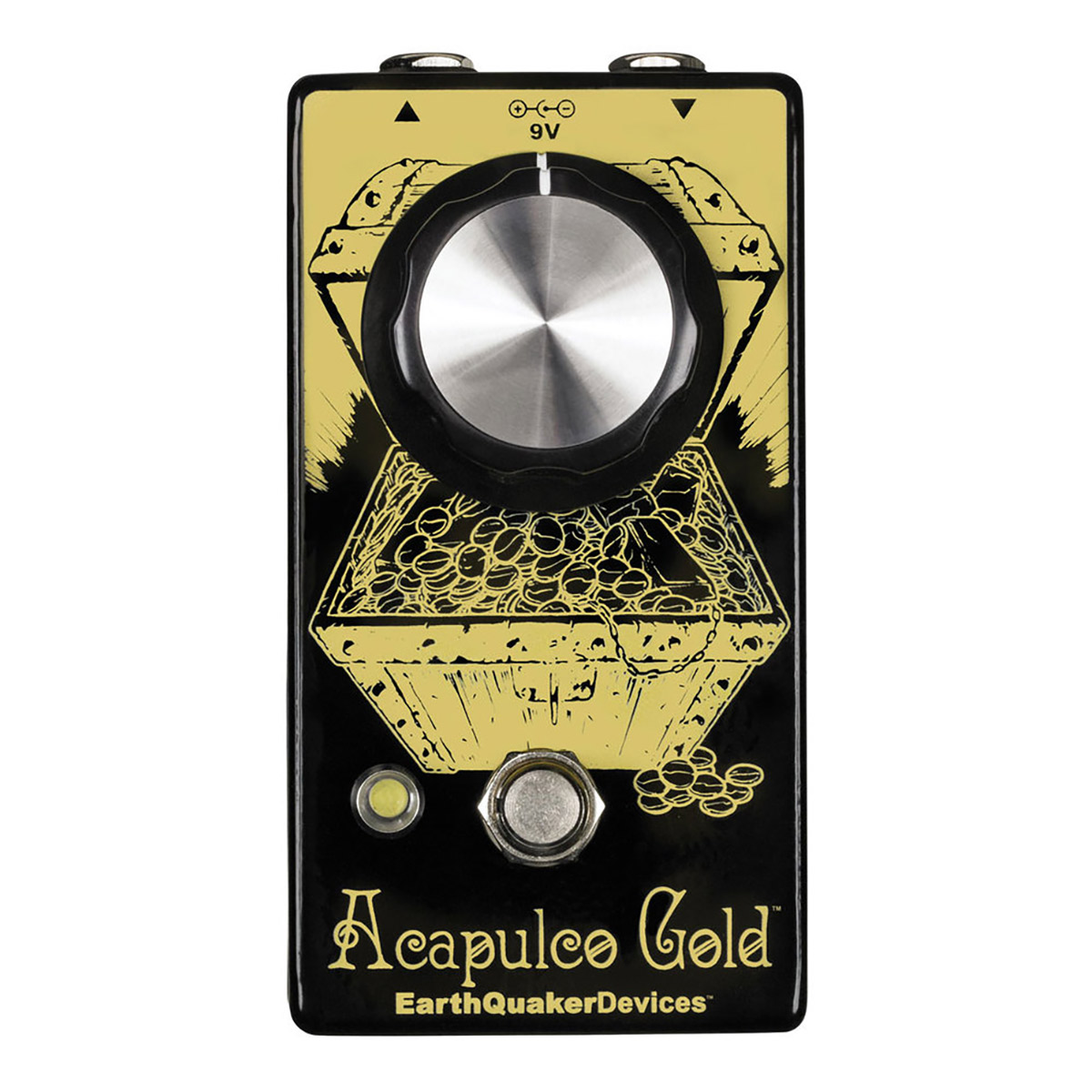 EarthQuaker Devices Acapulco Gold コンパクトエフェクター パワーアンプディストーション 【アースクエイカーデバイス】