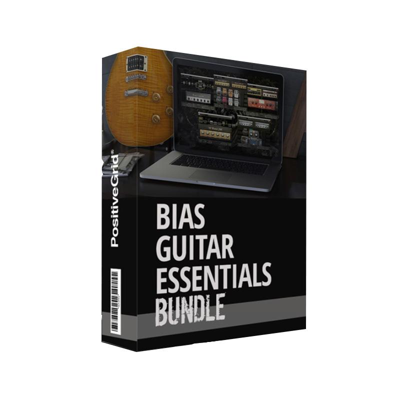 [特価 2019/11/30迄] Positive Grid BIAS Guitar Essentials 【ポジティブグリッド】